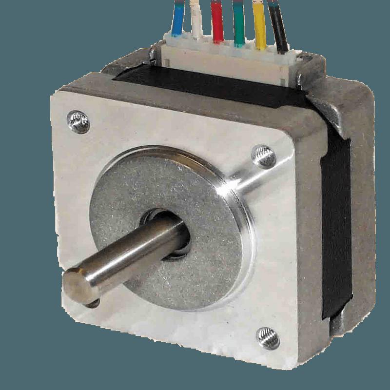 MY14HY7-1 Stepper Motor 1.8° 50 mNm, 0.40A, 44 ohm 6 wire - Astrosyn