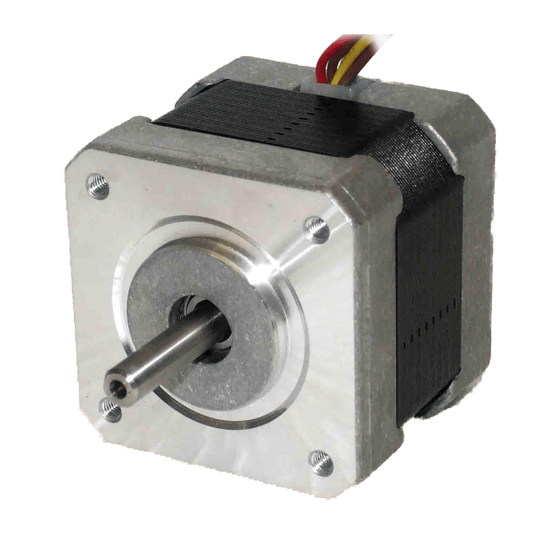 My17hd1 9 stepper motor 1 8 27 ncm 1 2a 4 2 ohm 6 wire for Nema 17 stepper motor datasheet