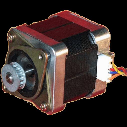NEMA 17 stepper motor Damper
