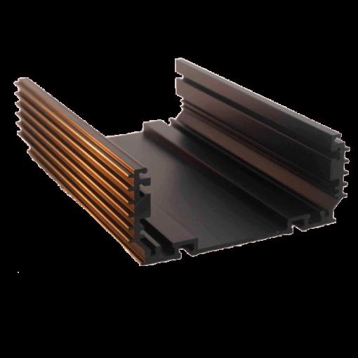 HS160 Heatsink Extrusion