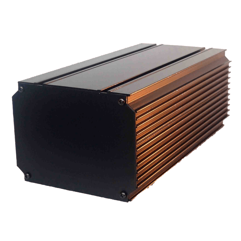 HSK220 Aluminium Heatsink Enclosure Kit